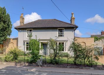 Thumbnail 4 bed detached house for sale in Flixton Road, Bungay