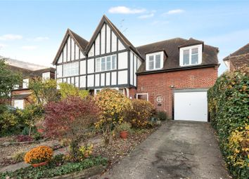 Thumbnail 4 bed semi-detached house for sale in Friars Avenue, Whetstone