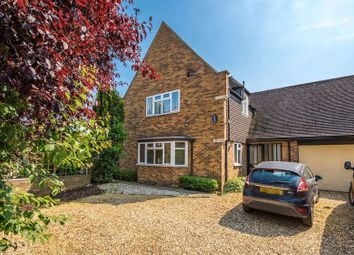 Thumbnail 4 bed detached house for sale in Baxter Court, Hardingstone, Northampton