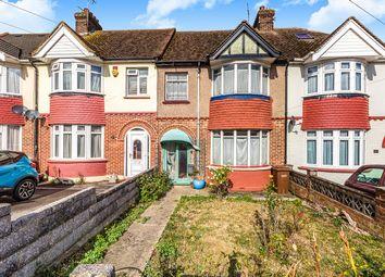 Thumbnail 3 bed terraced house for sale in Elmfield, Gillingham, Kent