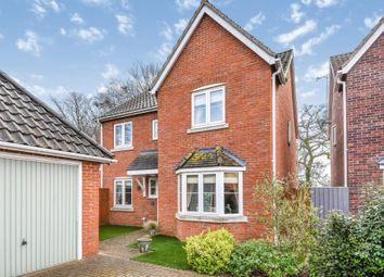 Thumbnail 4 bed detached house for sale in Snettisham, King's Lynn, Norfolk