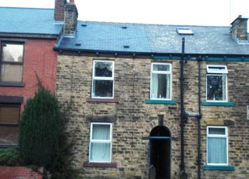 Thumbnail 4 bed terraced house to rent in Spooner Road, Sheffield