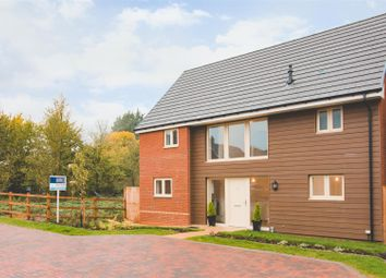 Thumbnail 4 bed detached house for sale in Kingsdown Road, Upper Stratton, Swindon