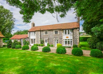 Thumbnail 3 bed detached house for sale in Icklingham, Bury St Edmunds, Suffolk