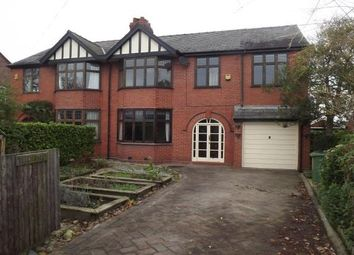 Thumbnail 4 bed property to rent in Runcorn Road, Little Leigh, Northwich