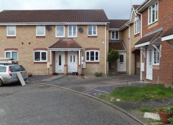 Thumbnail 2 bed terraced house to rent in Foresters Walk, Barham, Ipswich