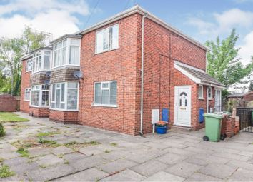 Thumbnail 2 bed flat for sale in Rosemary Avenue, Grimsby