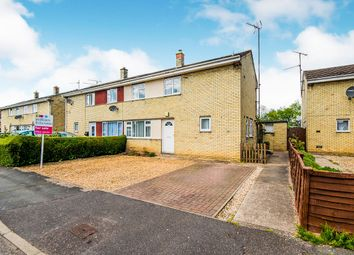 Thumbnail 3 bedroom semi-detached house for sale in St Leonards Road, Leverington, Wisbech