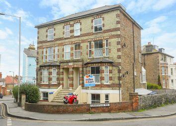Thumbnail 1 bedroom flat to rent in Ramsgate Road, Broadstairs