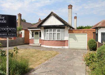 Thumbnail 2 bed detached bungalow for sale in Derwent Avenue, Ickenham, Uxbridge
