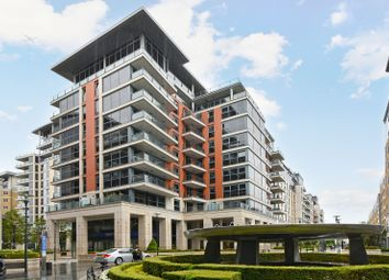 Thumbnail 2 bed flat for sale in Consort House, Lensbury Avenue, Imperial Wharf