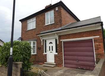 Thumbnail 3 bed detached house to rent in St. Cecilias Road, Doncaster