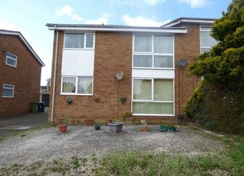 Thumbnail 2 bed flat for sale in Hebden Avenue, Carlisle, Cumbria