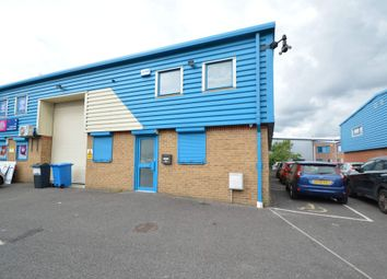 Thumbnail Warehouse to let in Unit 19 Slader Business Park, Poole