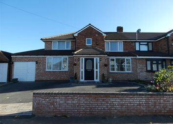 Thumbnail 6 bed semi-detached house for sale in Kimberley Road, Solihull, Solihull