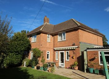 Thumbnail 3 bed semi-detached house for sale in Trenchard Avenue, Calne