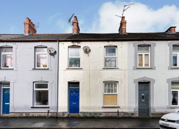 Thumbnail 2 bed terraced house for sale in Ruby Street, Adamsdown, Cardiff