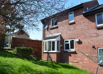Thumbnail 1 bed terraced house to rent in Rogers Meadow, Marlborough