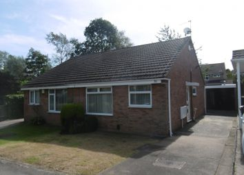 Thumbnail 2 bed bungalow to rent in Chesham Drive, Bramcote