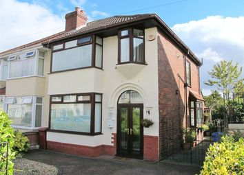 Thumbnail 3 bed semi-detached house for sale in Windsor Road, Huyton, Liverpool, Merseyside