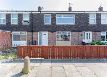 Thumbnail 3 bed terraced house for sale in Moorsholm Way, Redcar, North Yorkshire