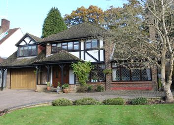 Thumbnail 4 bed detached house for sale in Outwood Lane, Chipstead, Chipstead