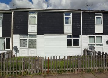 Thumbnail 2 bedroom town house for sale in 33 Outwood Close, Off Liberty Road, Leicester