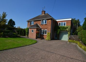 Thumbnail 4 bed detached house for sale in Main Road, Norton-In-Hales, Market Drayton
