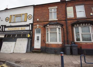 Thumbnail 3 bed terraced house for sale in Pershore Road, Stirchley, Birmingham