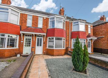 Thumbnail 3 bed terraced house for sale in Reldene Drive, Hull