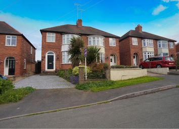 Thumbnail 3 bed semi-detached house for sale in Wheatley Lane, Burton-On-Trent