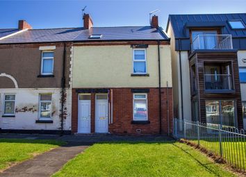Thumbnail 2 bedroom flat for sale in Elliott Street, Blyth, Northumberland