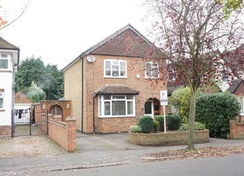 Thumbnail 4 bedroom detached house for sale in St Bernards Road, Slough