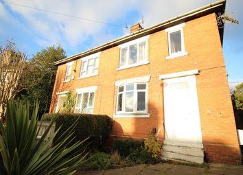 Thumbnail 3 bedroom semi-detached house for sale in Hazelhurst Road, Chell, Stoke-On-Trent