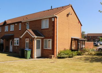 Thumbnail 1 bed end terrace house for sale in Avern Close, Tipton