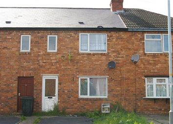 Thumbnail 3 bedroom terraced house to rent in Barnett Road, Willenhall, Wolverhampton