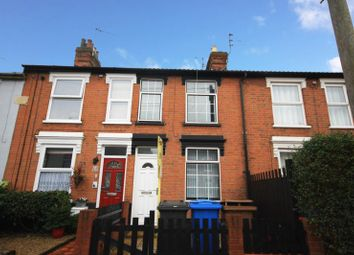 Thumbnail 3 bedroom terraced house to rent in Pearce Road, Ipswich, Suffolk