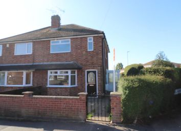 Thumbnail 3 bed semi-detached house for sale in Maple Avenue, Leicester, Leicestershire