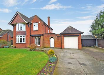 Thumbnail 3 bed detached house for sale in Whitchurch Road, Wellington, Telford