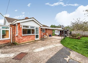 Thumbnail 2 bed bungalow for sale in Graspan Road, Faberstown, Ludgershall, Andover