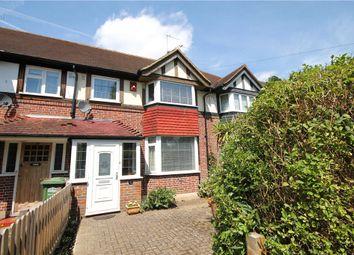 Thumbnail 3 bedroom terraced house for sale in Heathcroft Avenue, Sunbury-On-Thames, Surrey
