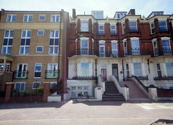 Thumbnail 3 bedroom flat to rent in Eastern Esplanade, Cliftonville, Margate