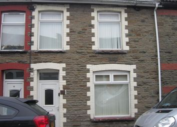 Thumbnail 3 bed terraced house for sale in Henry Street, Bargoed