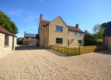 Thumbnail 4 bed detached house to rent in West End, Silverstone, Towcester