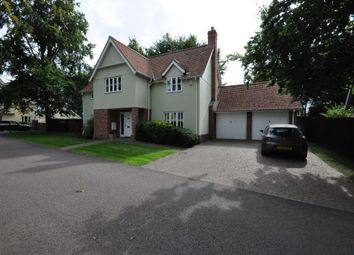 Thumbnail 5 bed detached house for sale in St. Georges Drive, Rickinghall, Diss