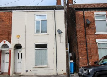 Thumbnail 2 bed end terrace house for sale in Steynburg Street, Hull, East Yorkshire