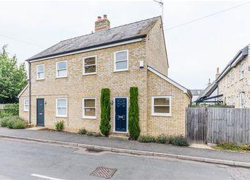 Thumbnail 2 bed semi-detached house for sale in Coles Lane, Oakington, Cambridge