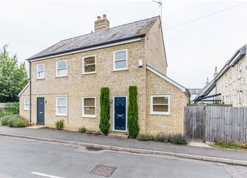 Thumbnail 2 bedroom semi-detached house for sale in Coles Lane, Oakington, Cambridge