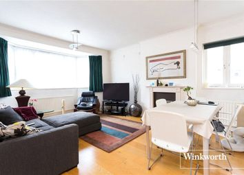 Thumbnail 3 bed flat to rent in West Heath Drive, London