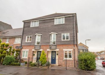 Thumbnail 4 bed town house for sale in Richards Field, Chineham, Basingstoke